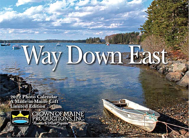 Downeast Calendar