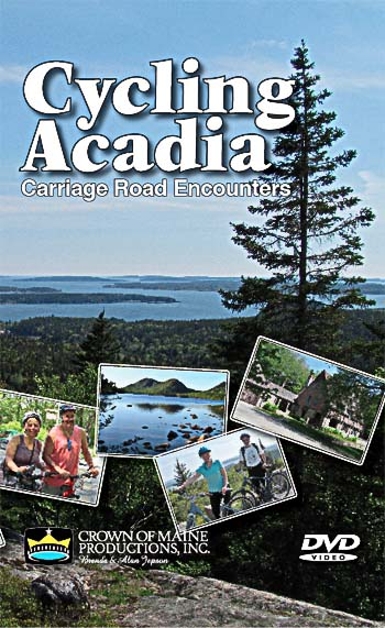 Cycling Acadia DVD Cover