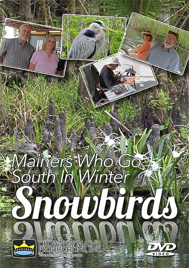 Snowbirds DVD Cover
